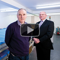 Watch success story from Fireglass Direct: Boosting Business through Jobs